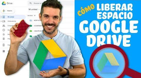 Cómo liberar espacio en Google Drive - jose-david.com
