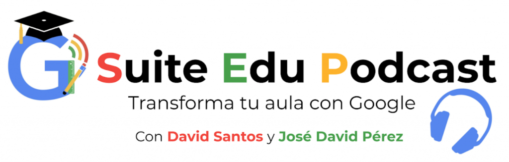 Logo G Suite Edu Podcast
