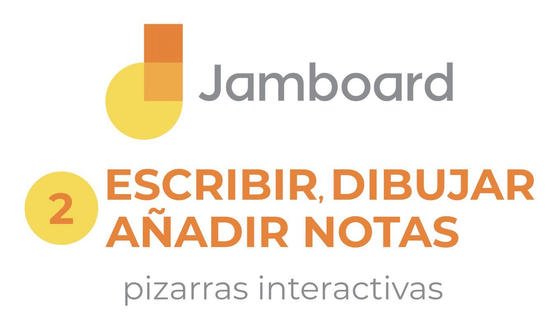 Curso de Jamboard (vídeo 2) - pizarras interactivas de G Suite (jose-david.com)