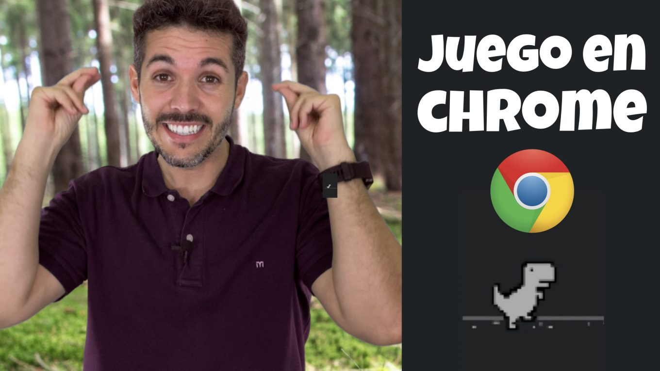 Juego en Chrome. José David Pérez (jose-david.com)