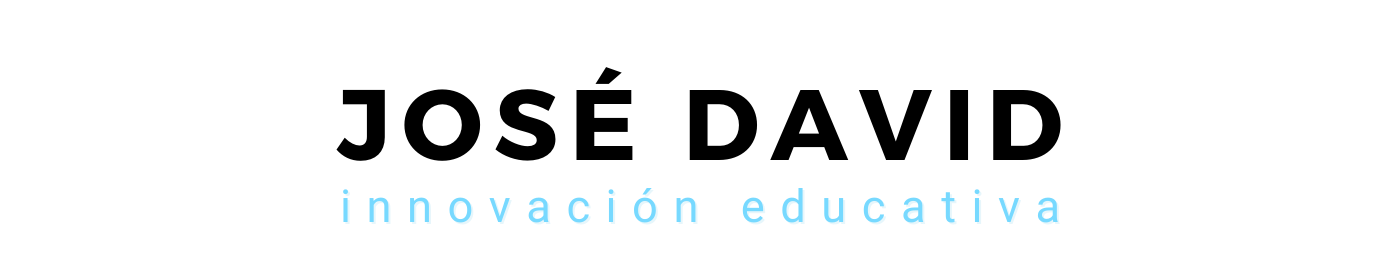 José David – Innovación Educativa