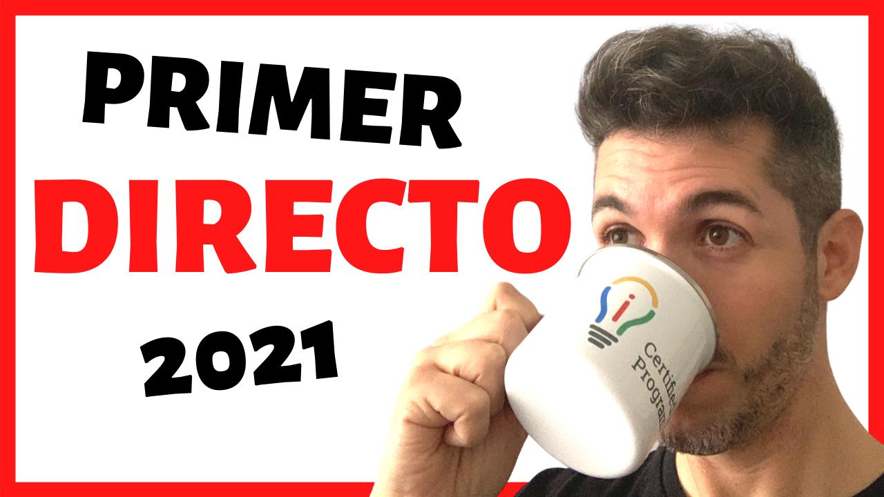 Primer directo 2021 - José David Pérez (jose-david.com)