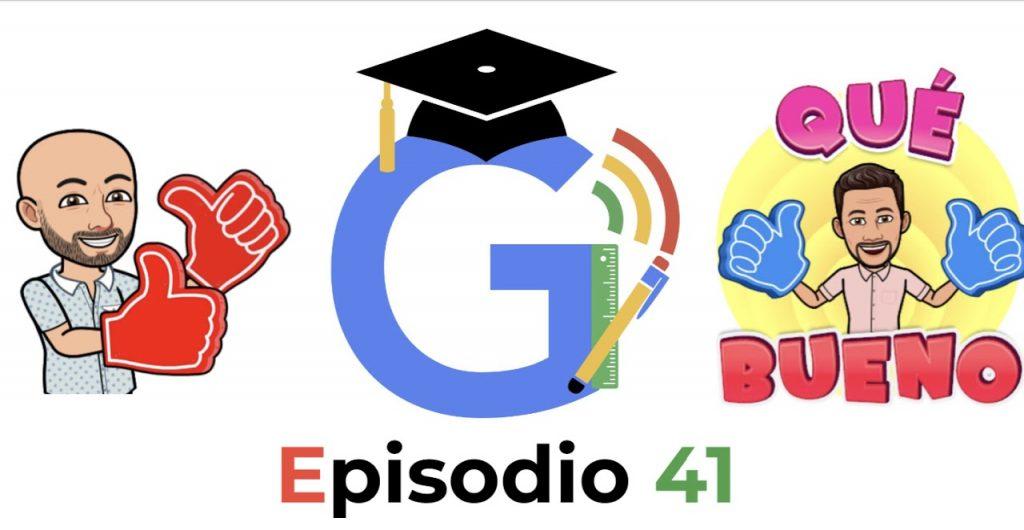 Google Edu Podcast - 41 - Google I/O 2021 - José David Pérez (jose-david.com)