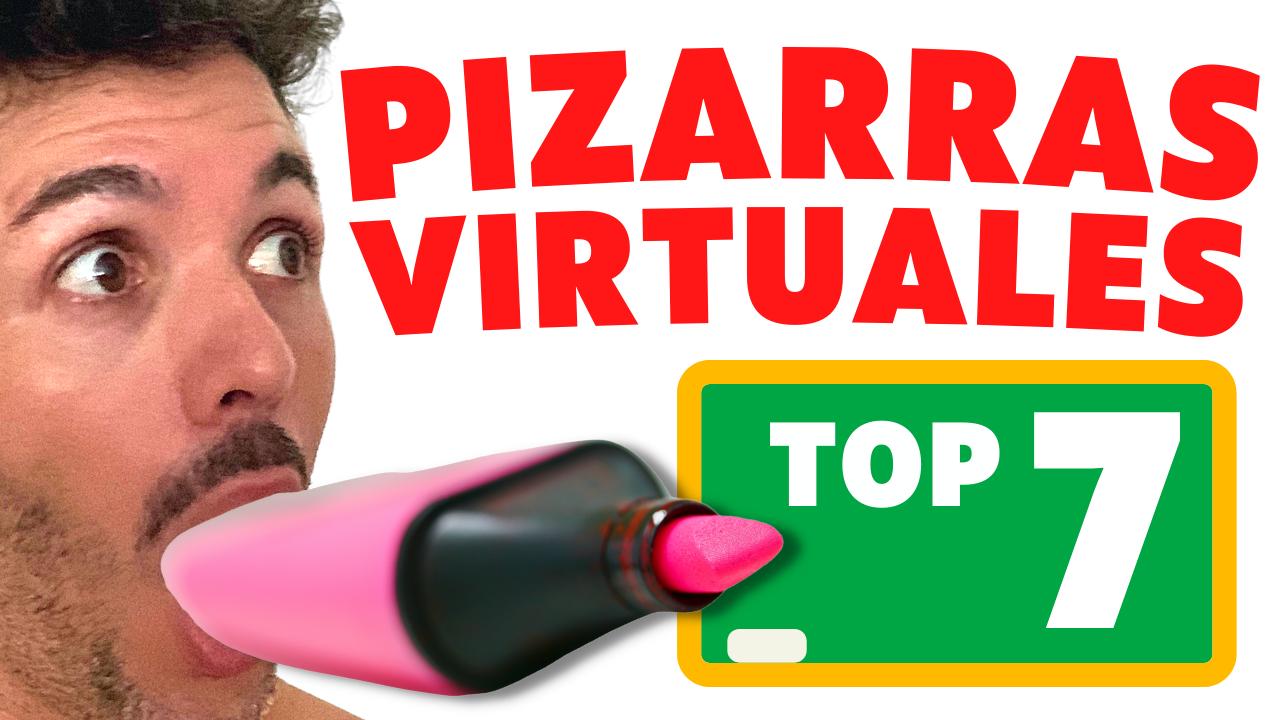 7 PIZARRAS INTERACTIVAS - José David Pérez (jose-david.com)